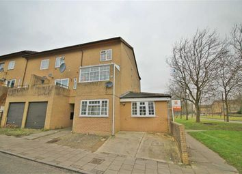 Thumbnail 5 bedroom town house for sale in Towan Avenue, Fishermead, Milton Keynes