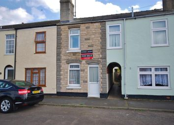 Thumbnail 2 bedroom terraced house for sale in Crosby Row, Sutton Bridge, Spalding