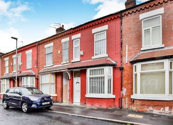 Thumbnail 3 bedroom terraced house for sale in Caythorpe Street, Fallowfield, Manchester