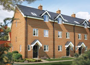 "Thumbnail 4 bed town house for sale in ""The Cornwall"" at Shearwater Road, Hemel Hempstead"