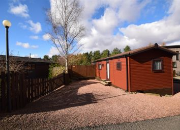 Thumbnail 2 bed lodge for sale in Rivert Tilt, Blair Atholl, Pitlochry