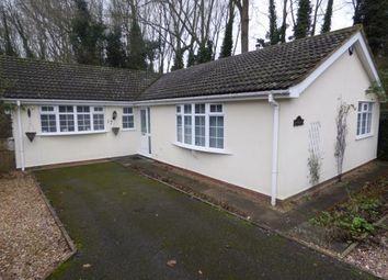 Thumbnail 3 bedroom bungalow for sale in Crabb Tree Drive, Northampton, Northamptonshire, Northants