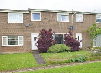 Thumbnail 3 bed terraced house for sale in Norburn Park, Witton Gilbert, Durham