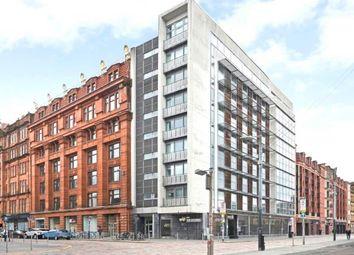 Thumbnail 1 bedroom flat for sale in Bell Street, Merchant City, Glasgow, Lanarkshire