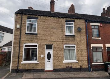Thumbnail 2 bed end terrace house for sale in Bond Street, Tunstall, Stoke On Trent