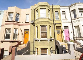 St Thomas Road, Hastings, E Sussex TN34. 3 bed terraced house for sale