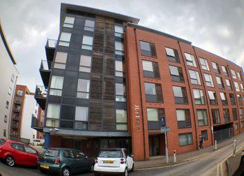 Thumbnail 1 bed flat for sale in Sherborne Street, Birmingham
