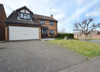 4 bed detached house for sale in Ashby Close, Wellingborough, Northamptonshire, England NN8