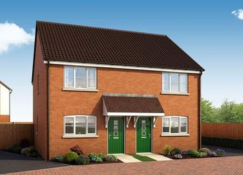 "Thumbnail 2 bed property for sale in ""The Ashmore At The Scholars"" at Poplar Avenue, Dogsthorpe, Peterborough"