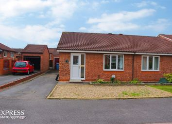 Thumbnail 2 bed semi-detached bungalow for sale in Ackford Drive, Worksop, Nottinghamshire