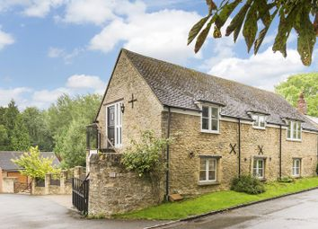 Thumbnail 4 bed barn conversion for sale in Fenway, Steeple Aston, Bicester