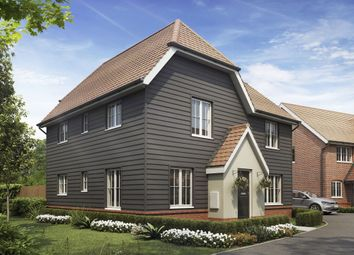 "Thumbnail 4 bedroom detached house for sale in ""Lincoln"" at Taylor Close, Harrietsham, Maidstone"