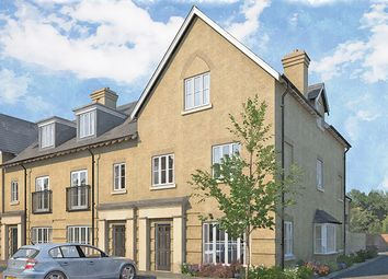 "Thumbnail 4 bedroom property for sale in ""The Stanly"" at Portland Gardens, Marlow"