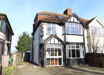 Thumbnail 4 bed semi-detached house for sale in Stafford Road, Wallington