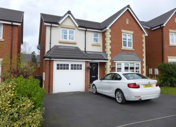 Thumbnail 4 bed property for sale in Brookfield Lane, Clayton-Le-Woods, Chorley