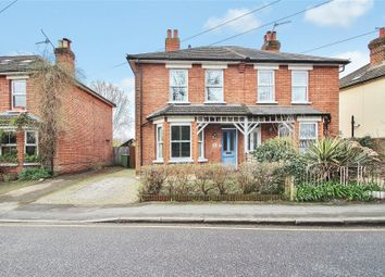 3 bed semi-detached house for sale in Horsell, Woking, Surrey GU21