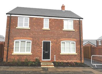 Thumbnail 4 bed property to rent in Coton Park Drive, Rugby