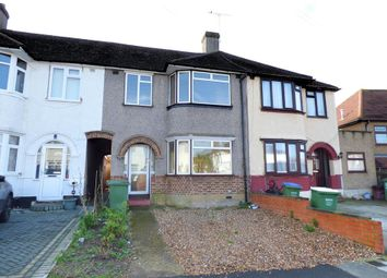 Thumbnail 3 bedroom terraced house to rent in Carlton Road, Welling