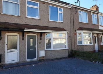 3 bed terraced house to rent in Gospel Oak Road, Holbrooks, Coventry CV6