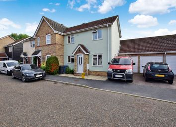 Thumbnail 2 bedroom end terrace house for sale in Rowans Way, Leavenheath, Colchester