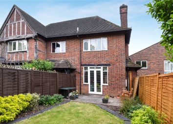 Thumbnail 2 bedroom semi-detached house for sale in Rickmansworth Road, Northwood, Middlesex