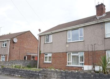 Thumbnail 2 bed flat for sale in Heol Ffynnon, Loughor