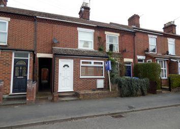 Thumbnail 3 bedroom terraced house to rent in Gertrude Road, Norwich