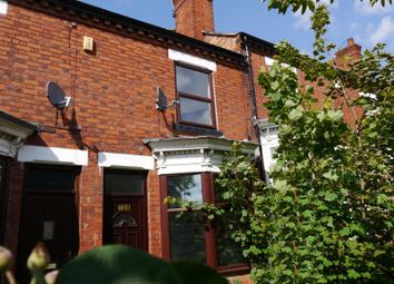 Thumbnail 2 bedroom terraced house for sale in St Albans Road, Arnold, Nottingham