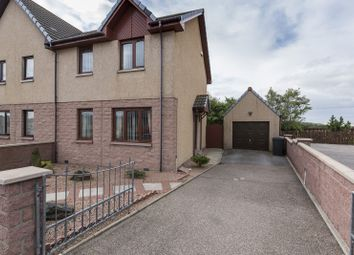 Thumbnail 3 bed semi-detached house for sale in Corskie Drive, Macduff, Aberdeenshire