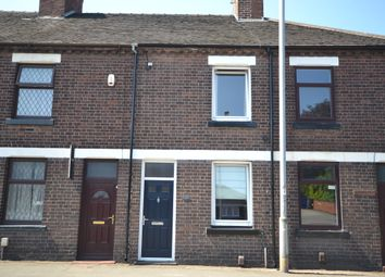 Thumbnail 2 bed terraced house for sale in Newcastle Road, Trent Vale, Stoke-On-Trent