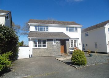 Thumbnail 3 bed detached house for sale in 21 Clover Park, Haverfordwest, Pembrokeshire