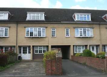 Thumbnail 4 bed town house for sale in Park Road, Cheam Village