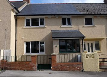 Thumbnail 3 bed town house for sale in Jewel Street, Barry, Vale Of Glamorgan