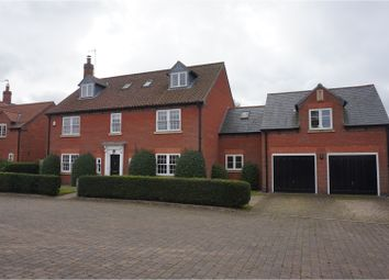 Thumbnail 7 bed detached house to rent in St. Winifreds Court, Nottingham
