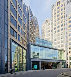 Thumbnail Serviced office to let in Aldersgate Street, London