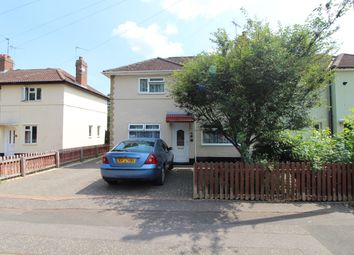 Thumbnail 3 bed semi-detached house for sale in Orton Avenue, Woodston, Peterborough