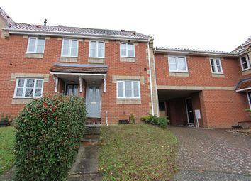 Thumbnail 2 bed end terrace house for sale in Banks Close, Hadleigh, Ipswich, Suffolk