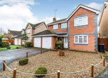 4 bed detached house for sale in Plover Close, Thetford IP24