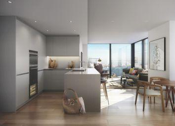 Thumbnail 2 bedroom flat for sale in 183-185 Marsh Wall, London