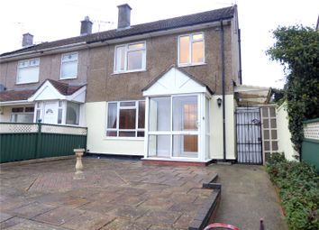 Thumbnail 3 bed terraced house for sale in Akers Way, Swindon, Wiltshire
