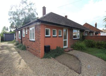 Thumbnail 3 bed semi-detached bungalow for sale in Kered Road, Hellesdon, Norwich