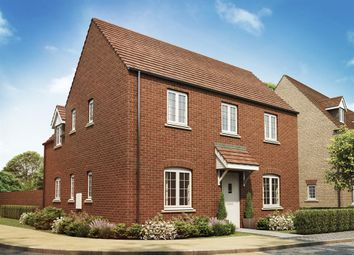 "Thumbnail 3 bed detached house for sale in ""The Campton"" at Whitelands Way, Bicester"