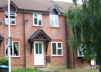 Thumbnail 2 bed terraced house to rent in Mindelheim Avenue, East Grinstead