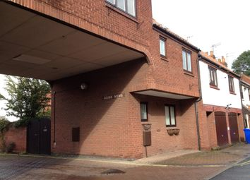 Thumbnail 1 bed town house to rent in Globe Mews, Beverley