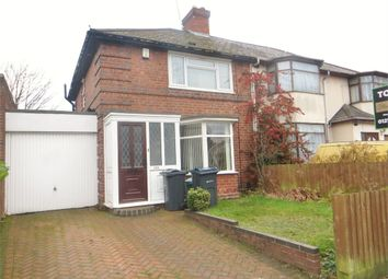 Thumbnail 3 bed semi-detached house to rent in Shirley Road, Acocks Green, Bimingham