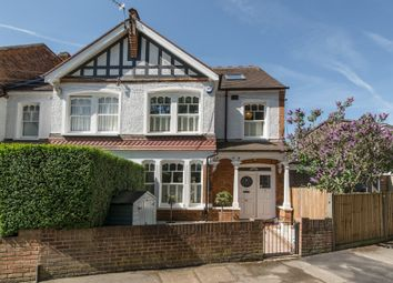 Thumbnail 5 bed end terrace house for sale in Langham Road, London