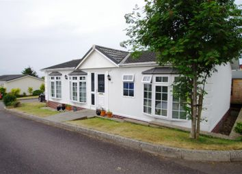 Thumbnail 2 bed mobile/park home for sale in Dune View Mobile Home Park, Braunton