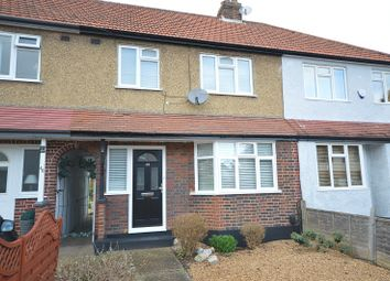 Thumbnail 3 bed terraced house to rent in Church Rise, Chessington, Surrey.