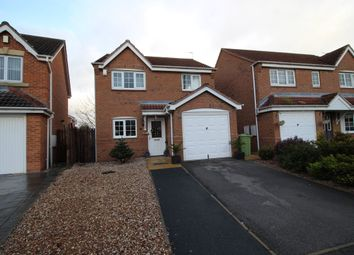 Thumbnail 3 bed detached house for sale in Lakeside Park, Normanton