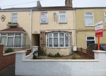 Thumbnail 5 bedroom terraced house for sale in Burghley Road, Peterborough